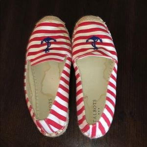 Talbots decorative boat shoes